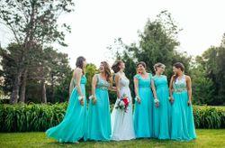 5 ideas para pedirles a tus amigas que sean las damas de honor