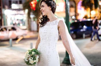 ¿Sabés por qué el vestido de novia es blanco?