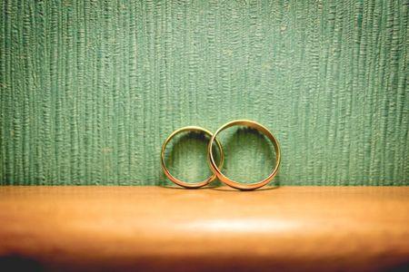 La bendici�n de los anillos