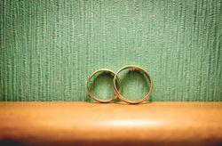 La bendición de los anillos