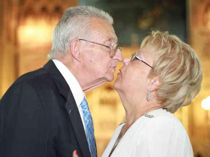 La Renovación De Votos Matrimoniales Celebrá La Unión De