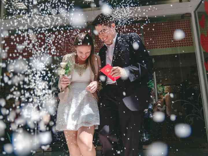Guión para un casamiento por civil