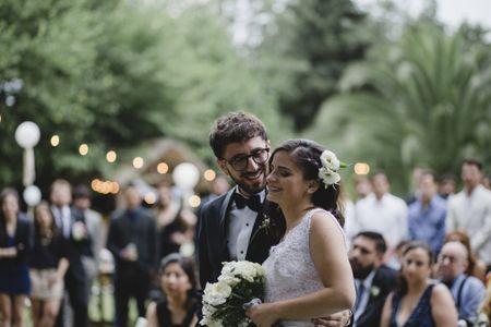 10 cosas que las novias olvidan hacer durante la ceremonia ¡Tomá nota!