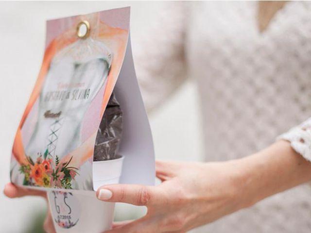 8 ideas para agradecer a los invitados después del casamiento