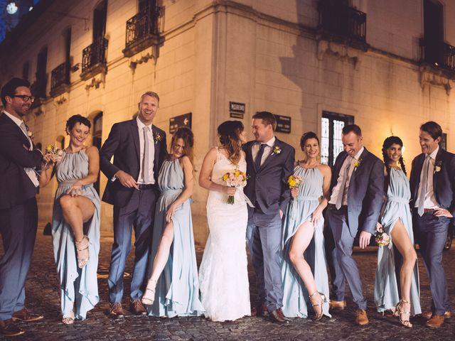 ¿Damas de honor y best men en su casamiento?