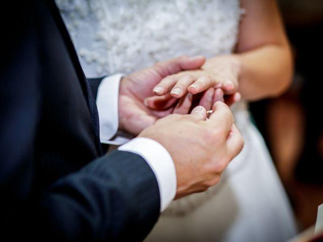 ¿Dónde ponerse la alianza de casamiento?