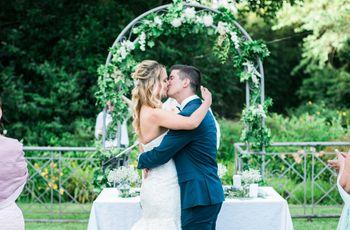 6 consejos para incluir un arco en la decoración del casamiento