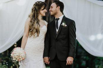 ¿Entrar a la ceremonia juntos o separados?