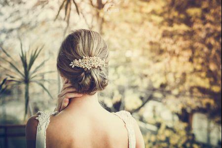 15 peinados recogidos ¡para todos los estilos de novia!