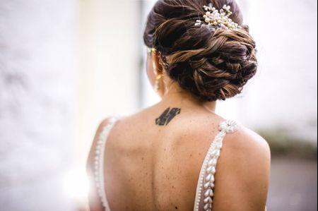 6 consejos para elegir el tocado de novia ideal para vos