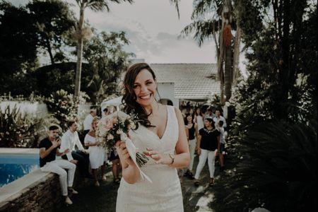 10 cosas que no se le deben decir a la novia el día del casamiento
