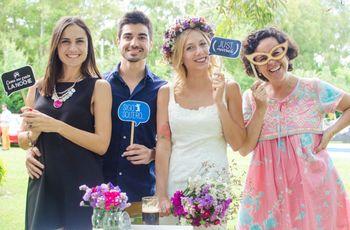 Todo lo que los invitados quieren saber sobre el casamiento