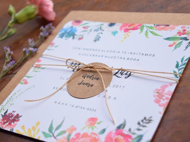 Tarjetas de casamiento con flores: un estilo alegre, relajado y colorido