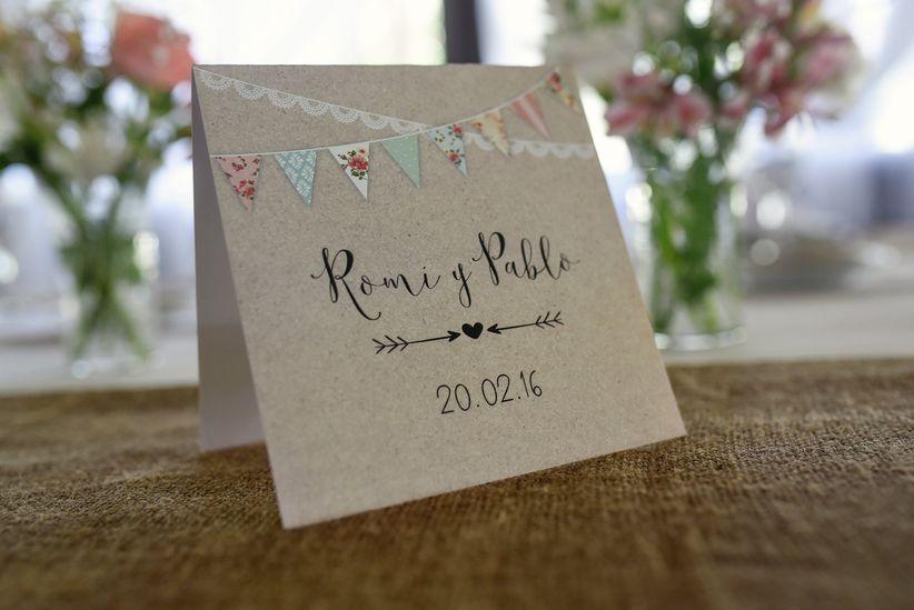 10 ideas para decorar la mesa de los novios - Como decorar una agenda ...