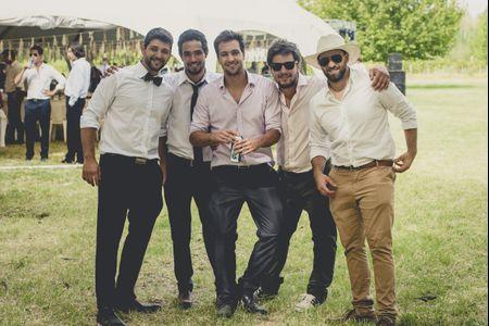 50 cosas que piensan los invitados cuando los invitan a un casamiento