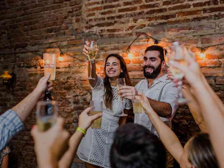 Casamientos de estilo industrial, el toque moderno que buscan para su boda