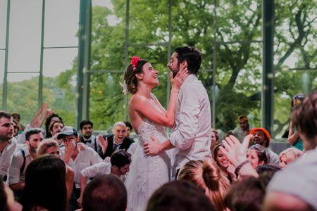 10 razones por las que emocionarse el día de su casamiento