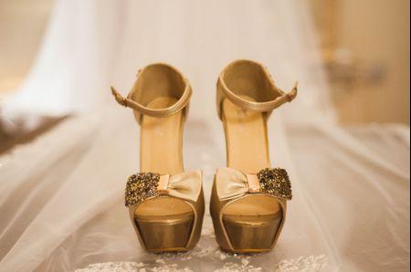 50 zapatos de color para novias que aman marcar la diferencia