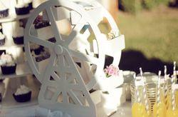C�mo decorar la mesa dulce del casamiento