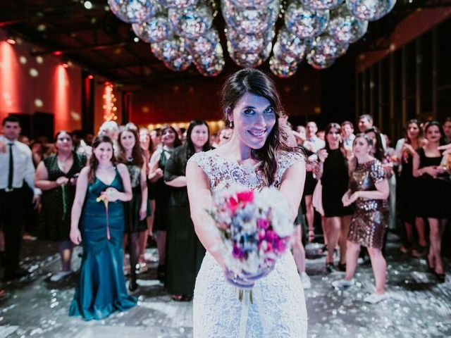 Todo lo que tenés que saber sobre la tradición de tirar el ramo de novia