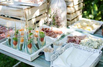 7 tips a tener en cuenta antes de contratar el catering para el casamiento