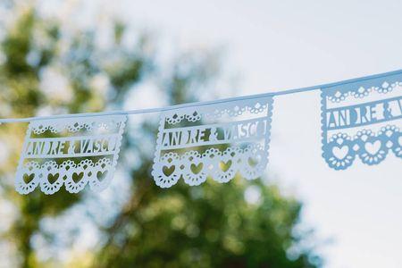Inspiración low cost: 7 formas de decorar tu casamiento con papel