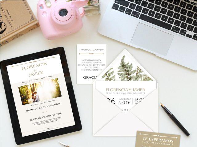 Invitaciones modernas para todo tipo de casamientos