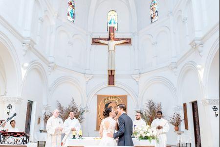 ¿Cuáles son las 10 mejores iglesias para casarse en CABA?