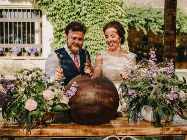 5 estilos de casamientos ¿Cuál es su favorito?