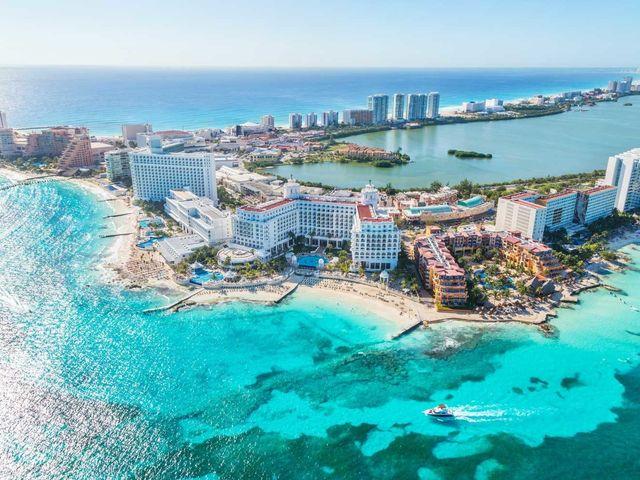 8 lugares paradisíacos que pueden visitar si van de luna de miel a Cancún