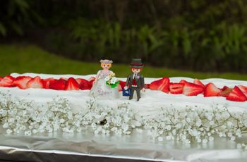 La torta de casamiento, ¿qué tradiciones se mantienen y cuáles cambiaron?