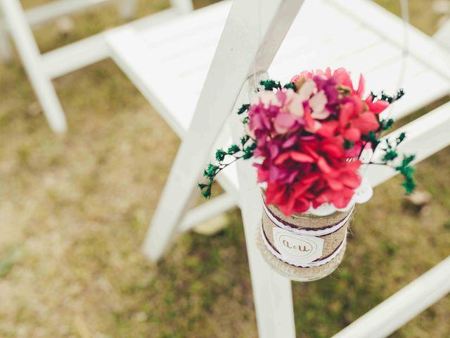 8 ideas (fáciles y lindas) para decorar las sillas de la ceremonia