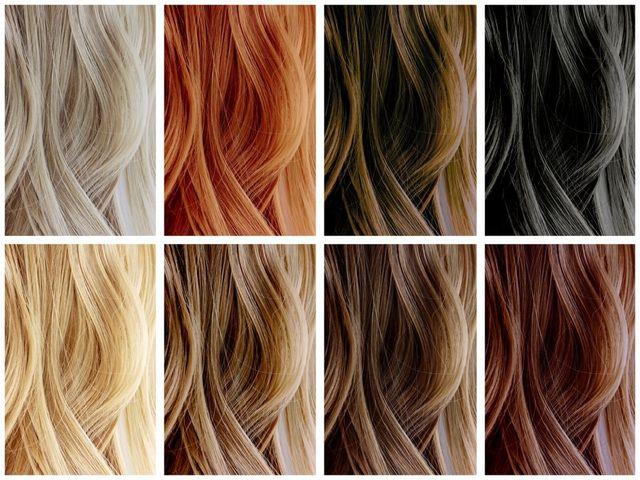 ¿Qué color de pelo te favorece más?