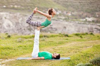 8 beneficios del yoga antes del casamiento