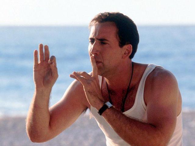 ¿Nicolas Cage prepara su cuarto casamiento?
