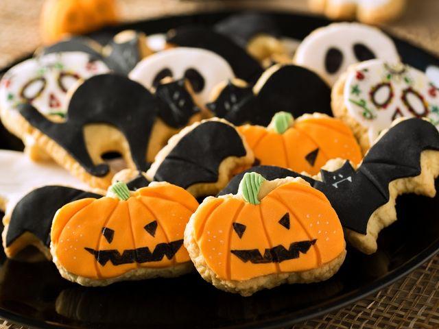 15 ideas para un candy bar inspirado en Halloween