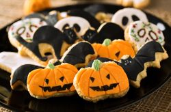 15 ideas para un candy bar inspirado en Halloween