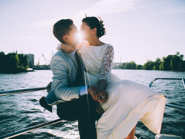 3 formas de celebrar el casamiento arriba de un barco