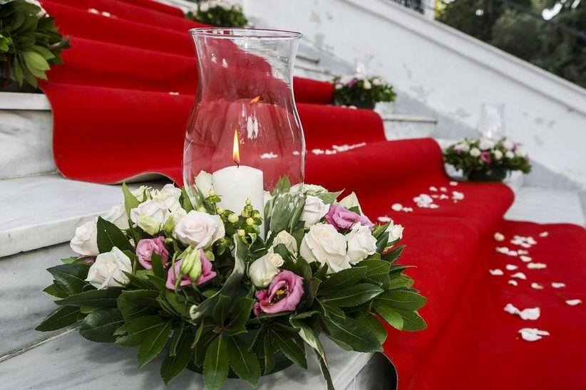 Flores Para Decorar Iglesia En Boda