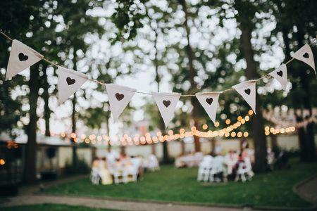 Decorá tu casamiento con corazones