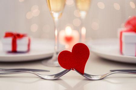 Decoraci�n de casamientos con corazones