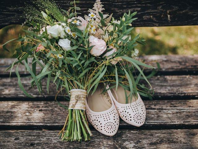 Zapatos de novia planos: 12 lindos modelos