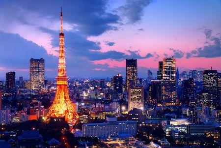 Luna de miel oriental en Japón