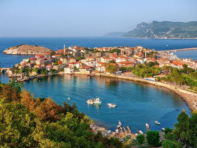 Luna de miel en Turquía