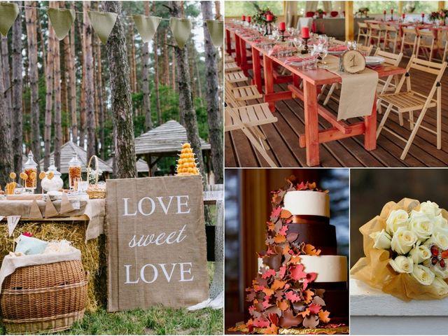 Decorá tu casamiento con los 10 colores de moda para otoño-invierno 2017