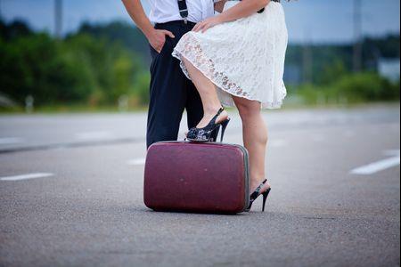 La valija para la noche de bodas: ¡lo que no puede faltar!