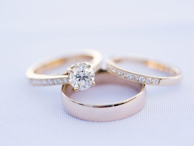 100 años de anillos de compromiso: descubrí como han cambiado las tendencias