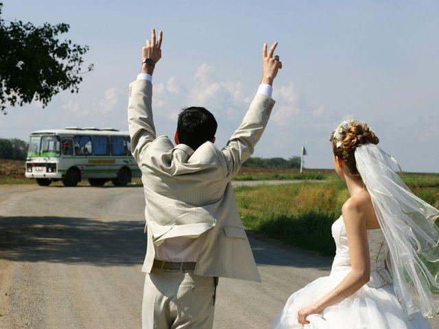 6 ventajas de contratar un micro para el casamiento