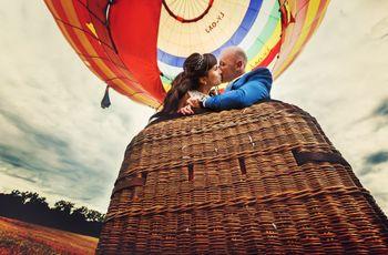 4 transportes súper originales para un casamiento diferente