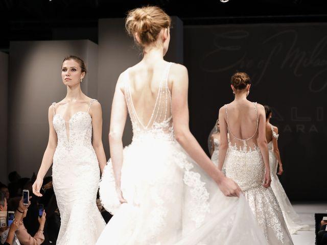 New York International Bridal Week: ¡Las tendencias más punteras!